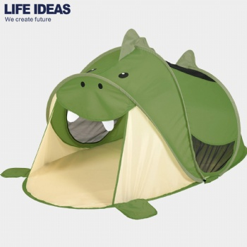 Pop up animal kid play tent
