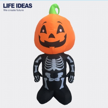 4F Halloween inflatable Pumpkin Man